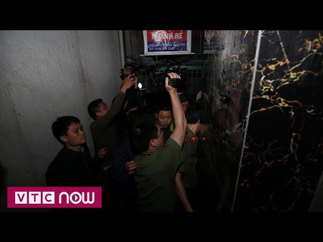 Hình ảnh khám nhà ông Phan Văn Vĩnh | VTC1