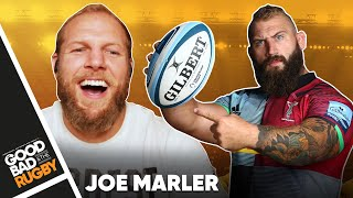 Choppers and Comebacks with Joe Marler! - Good Bad Rugby Podcast #46