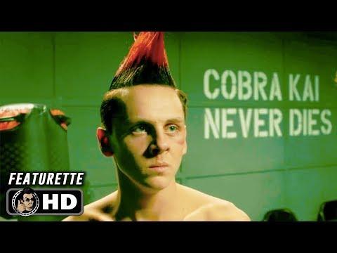 "cobra-kai-season-2-official-featurette-""kick-like-a-cobra""-(hd)-karate-kid"