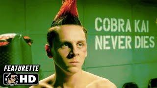 "COBRA KAI Season 2 Official Featurette ""Kick Like a Cobra"" (HD) Karate Kid"