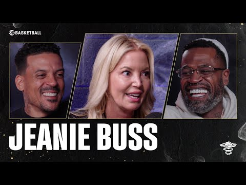 Jeanie Buss | Ep 81 | ALL THE SMOKE Full Episode | SHOWTIME Basketball