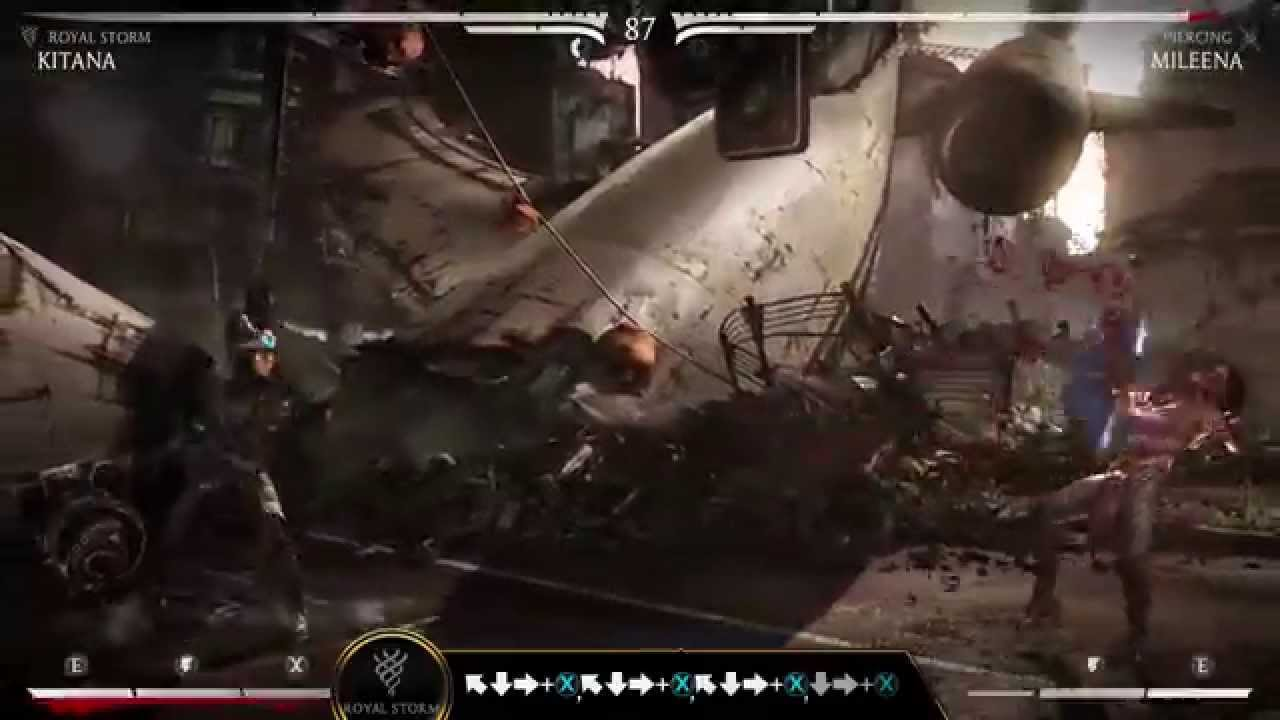 Mortal Kombat X: Kombat Klass - Kitana