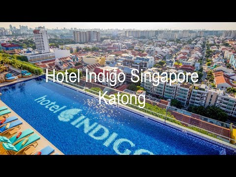 Hotel Indigo Singapore Katong - Boutique Hotel Review