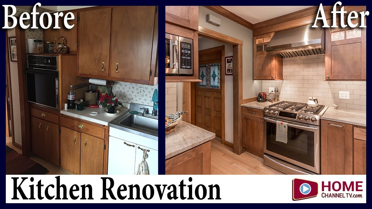 Remodeling Kitchen Before And After Farmhouse Makeover By Klm Remodelers