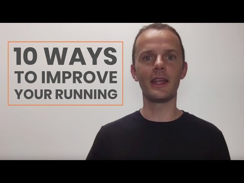 10 Ways to Improve Your Running for Beginners to Advanced Runners
