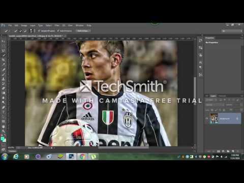 #new how to design photo player football pc #4
