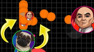 Agar.io I GOT TROLLED Funniest Solo Rush Mode Agario Epic Gameplay!