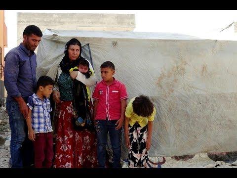 Önce işsiz kaldı, sonra evsiz: Ailesiyle çadırda yaşıyor