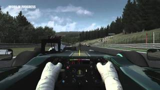 F1 2010 Formula one First gameplay preview [HD] video game trailer PS3 X360 PC