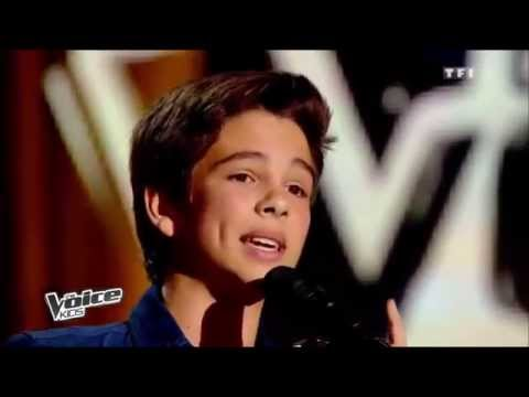 The A Team   Paul   The Voice Kids france
