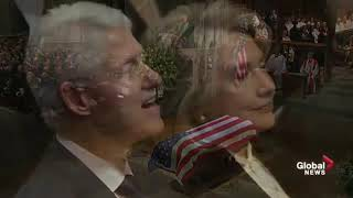 George W. Bush's eulogy at his father's funeral