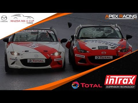 Mazda MX-5 E-sports Round 2: Pinksterraces by Intrax Suspension Technology