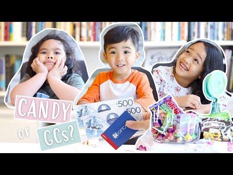 Kids Choose a GIft for their Mom (SUPER CUTE!!!)   Janina Vela