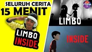 Seluruh Alur Cerita Limbo & Inside Hanya 15 MENIT - Game Kesukaan Reza Arap & Reza Oktovian !!!