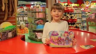 Відеоогляд іграшки Поліна про little charmers