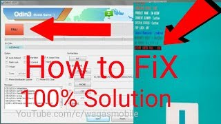 How to fix aboot, sw rev check fail device 3 binary 2 error On Samsung