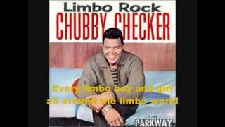 Chubby Checker.Limbo Rock. with Lyrics, con letra