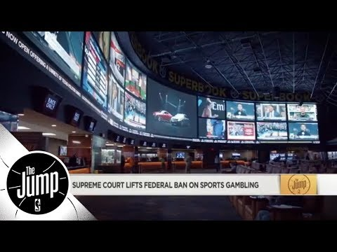 How does sports gambling legalization impact the NBA? | The Jump | ESPN