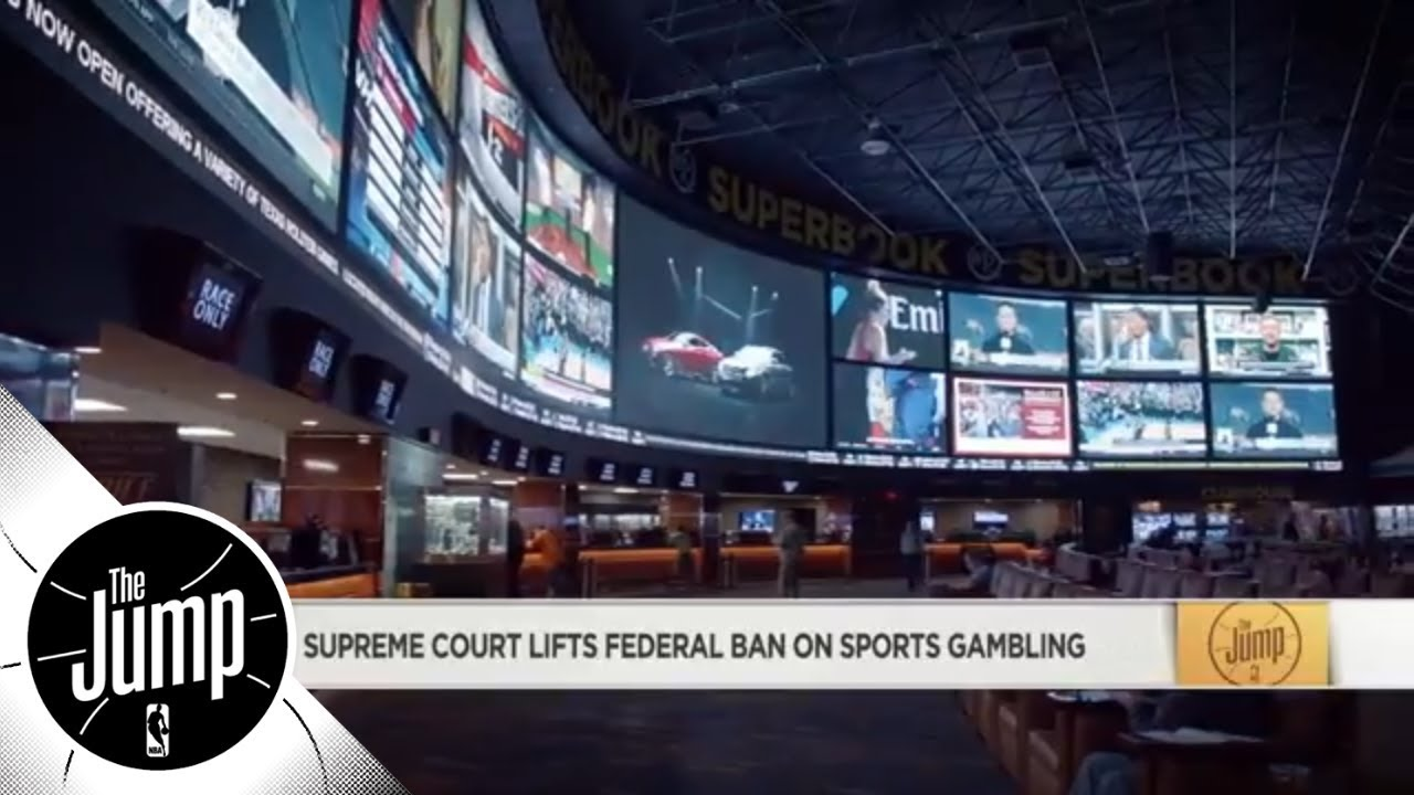 How Does Sports Gambling Legalization Impact The Nba The Jump Espn Youtube