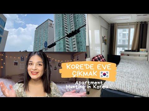 Korede Eve Çıkmak 🇰🇷 | Ev Çeşitleri, Kira ve Depozito Sistemi, Genel Olarak Fiyatlar ve Masraflar
