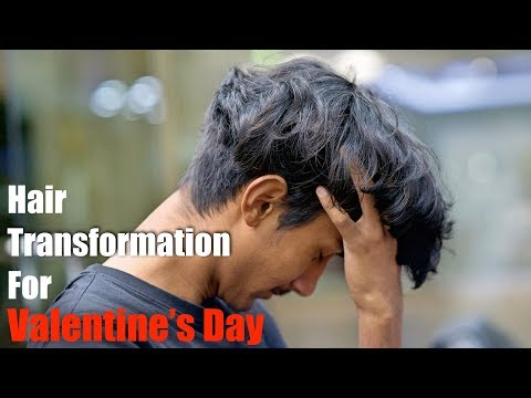 Haircut Transformation Tutorial - Easy & Best Hairstyle For Men 2018 -   #13