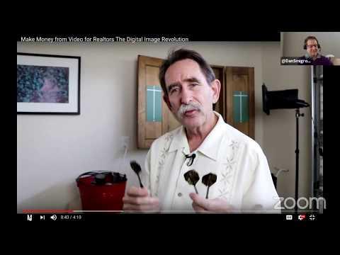 WGAN-TV Using Video to Win Listings: San Diego-Based Broker George Kenner