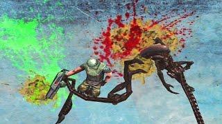 alien vs predator evolution ios predator bonus level body slice frenzy