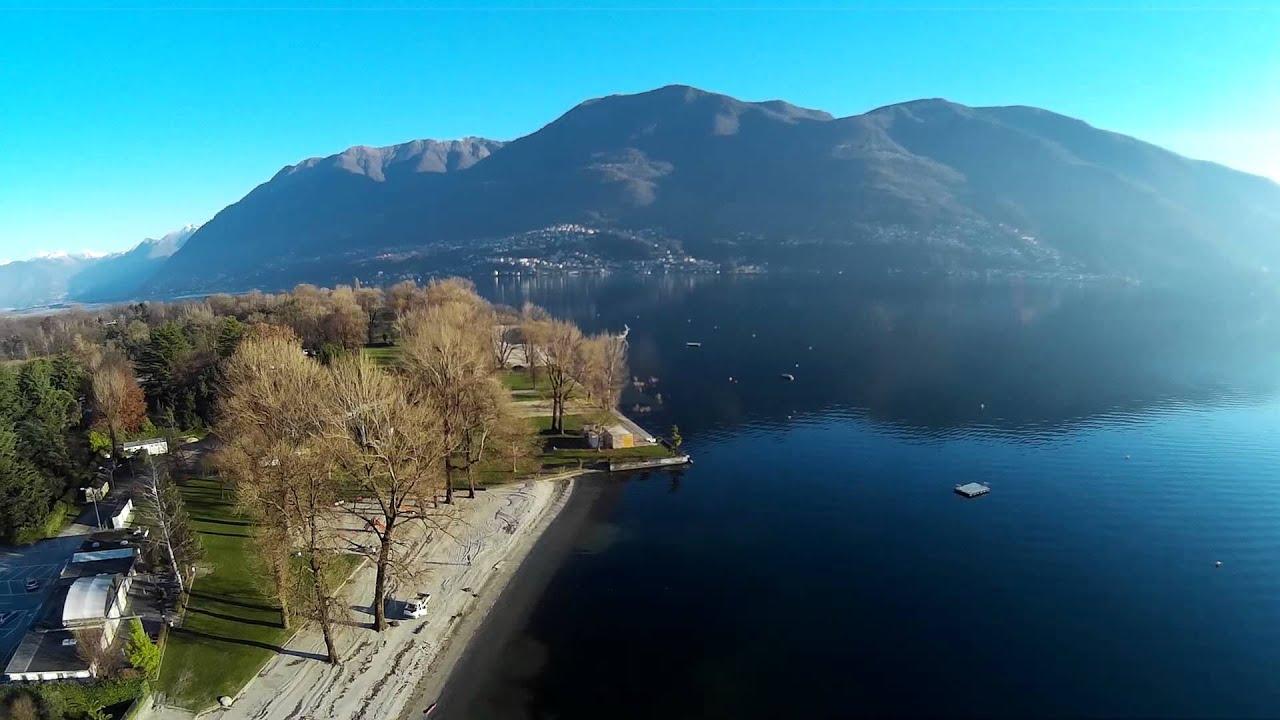 Bagno pubblico Ascona - YouTube
