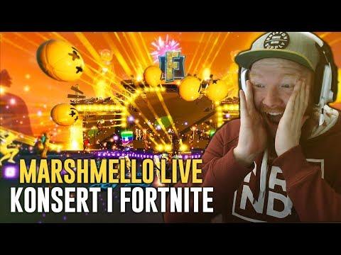 HELA MARSHMELLO LIVE EVENTET! - MIN REAKTION - (SJUKASTE EVENTET NÅGONSIN)