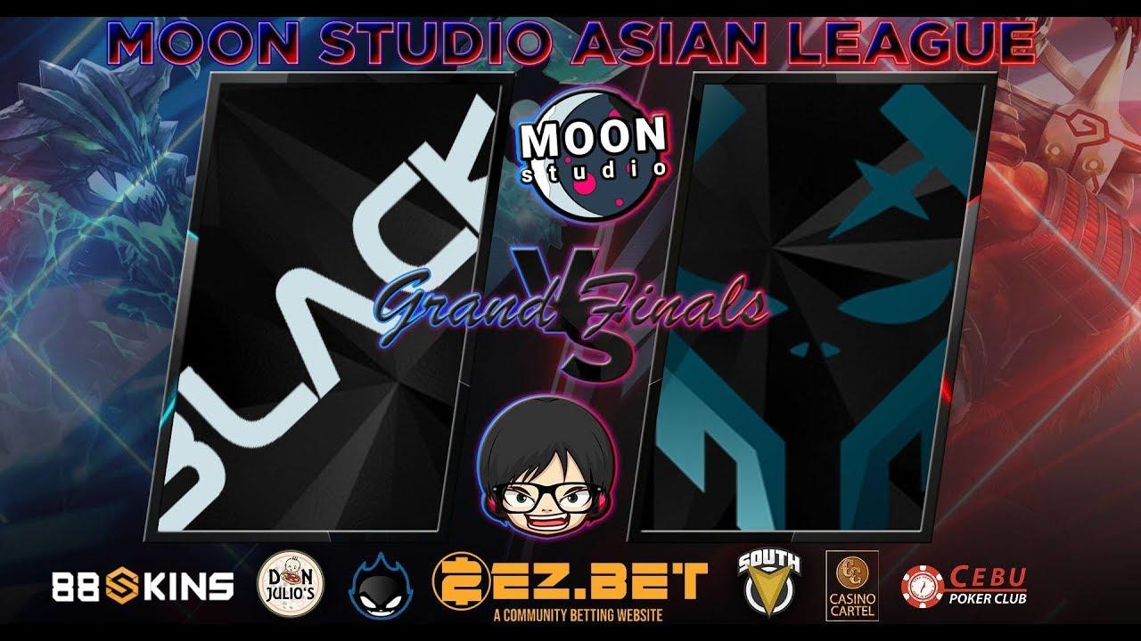 Execration vs Team Black | Bo5 | Grand Finals  Moon Studio Asian League