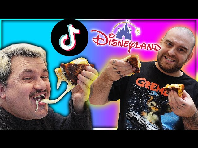 DISNEYLAND TOAST | TikTok Mad