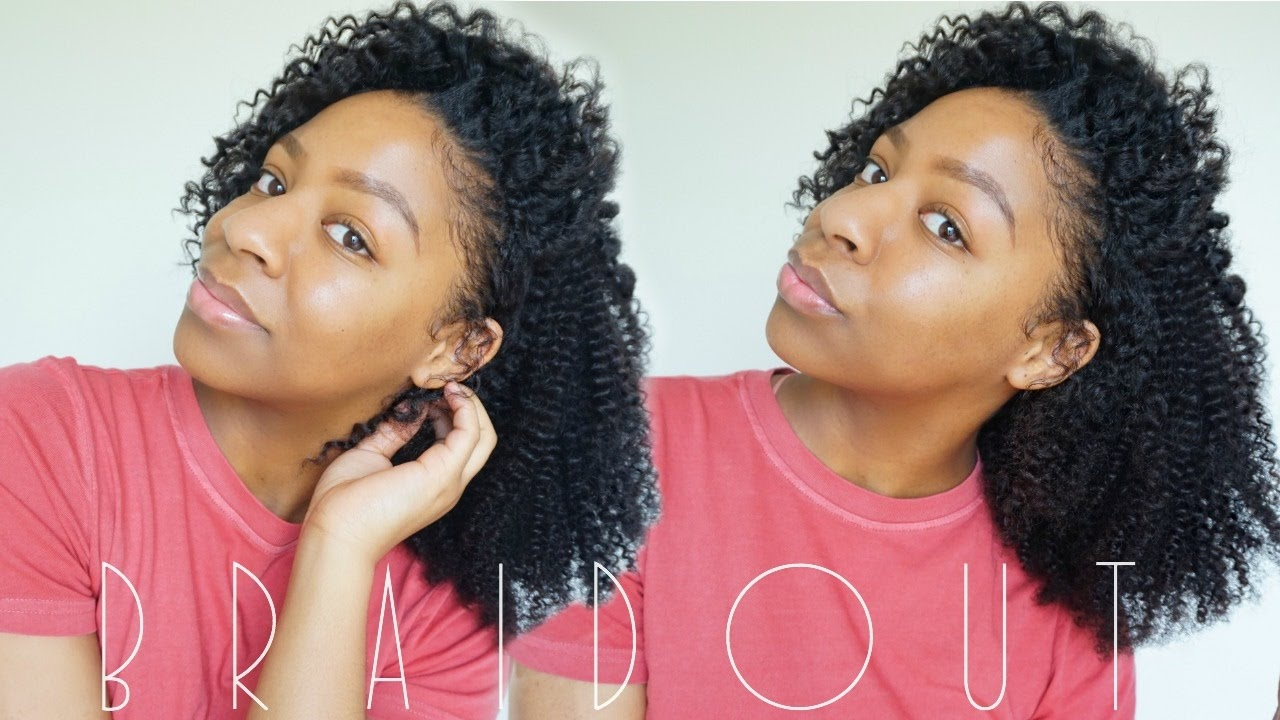 Bomb Braid Out In Under 10 Minutes For Damaged Or Transitioning