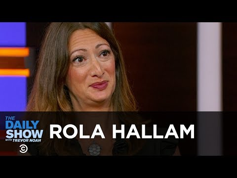 Rola Hallam - How CanDo Is Responding to the Health Care Crisis in Syria | The Daily Show
