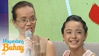 Magandang Buhay: How TNT Kids semifinalist Sheenna ended up in singing