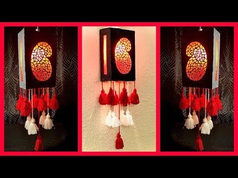 Easy Diwali decoration ideas l Diwali home decoration l Diwali decoration DIY - Party Decorations.
