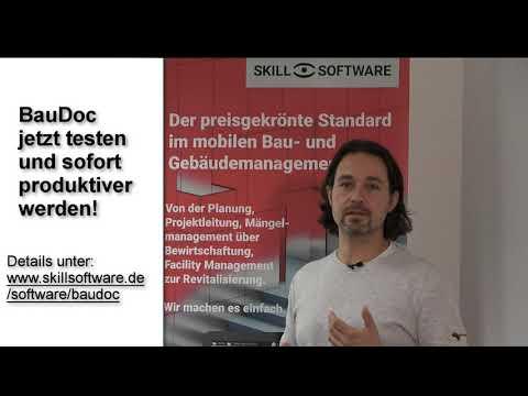 SKILL BauDoc3 Präsentation