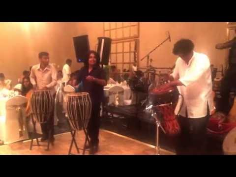 Sri Lankan traditional Drum Fusion Music improvisation