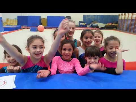 Baby ABC CHALLENGE ginnastica artistica