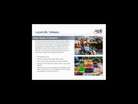 Local Life webinar Indochina