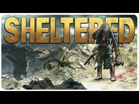FIRST RAIDER FACTION: THE SCALPERS!   Sheltered Gameplay 1.6 Update