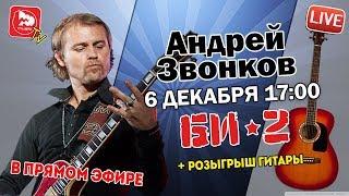Pop-Music [Live]: Гитарист Андрей Звонков (группа БИ-2)