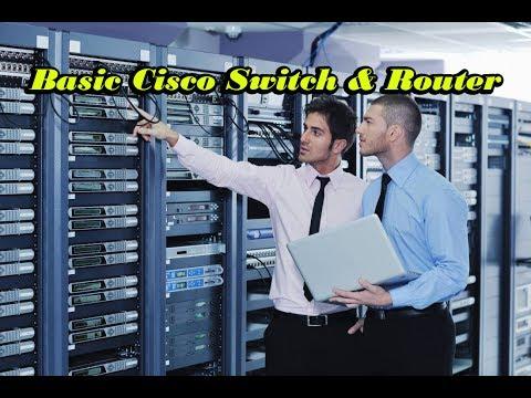 Lab Basic Router Configuration