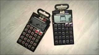 Robot Kid 2000 (Pocket Operator PO20 and PO28 track)