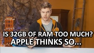 Apple Macbook Pro 16GB RAM Limit - The Truth