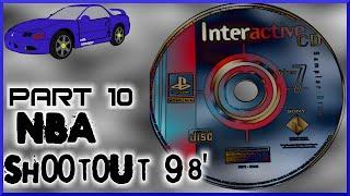 PSX Demo Disc Part 10: NBA Shootout