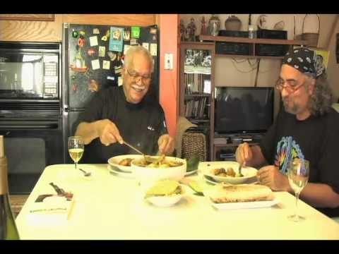 Chef Julio Rodriguez - Cooking Sancocho