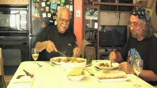 Chef Julio Rodriguez - Cooking Sancocho