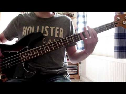 Chris Cornell - You Know My Name (Casino Royale intro credits) - Bass Cover