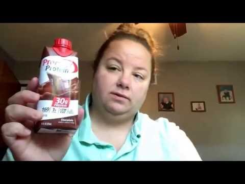 Pre gastric bypass liver shrinking diet