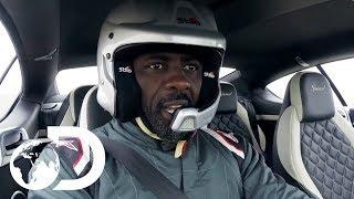 Idris Elba Attempts To Break The British Flying Mile Land Speed Record | Idris Elba: No Limits